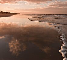 Sunset Reflections by Robin Young