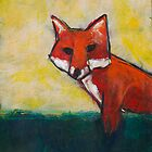 Field Fox by Jen Dixon