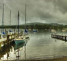 Windermere..Jetties and Yachts by VoluntaryRanger