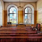 Tilbury Fort Chapel by timmburgess
