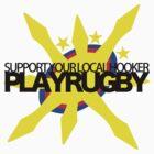 ruckandmaul | Rugby Shirt - Hooker by CowBeck