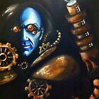 Dr. Fries/ Mr. Freeze by Xtianna