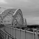 Arrigoni Bridge, Middletown, CT by Debbie Robbins