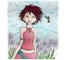 A Summer Friend Poster