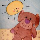 Woof & Sunshine by Marsha Free
