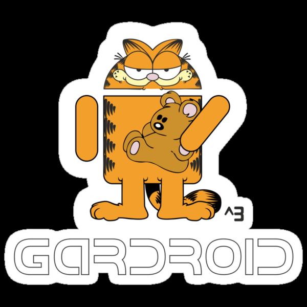 Gardroid by cubik
