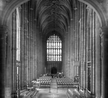 Canterbury Cathedral IV by TheWalkerTouch