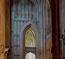 Canterbury Cathedral VII by TheWalkerTouch