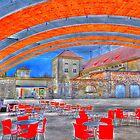 Coffee Shop HDR Germany by Daidalos