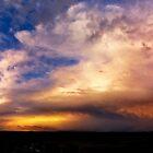 Spectral Storm - Castle Rock, Colorado by Zeibyasis