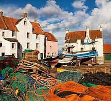 Gone Fishin' by Lynne Morris