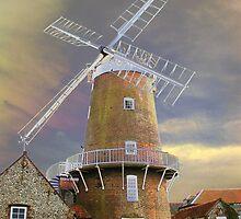 Cley Windmill by kels72