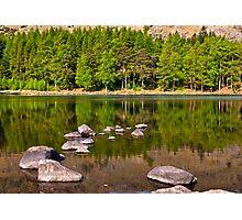 Still Waters - Blea Tarn Photographic Print