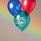 Rainbow Birthday by John Dalkin