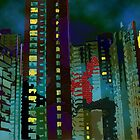 Chinese Nightmare- High rise Density  by Kate Farrant