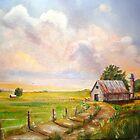 """""""Summer Daze""""  by John Shull"""