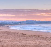 Pastels @ Dawn # 2 (25 Exposure HDR)  - Warriewood & Mona Vale Beaches,Sydney - The HDR Experience by Philip Johnson