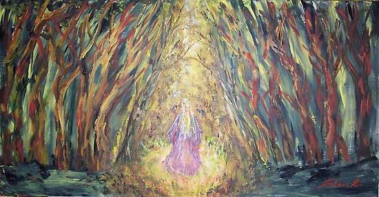 THROUGH THE DARK FOREST  by Mary Sedici