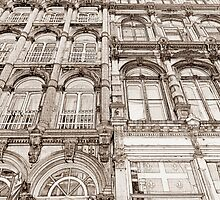 Facades - line art by PhotosByHealy