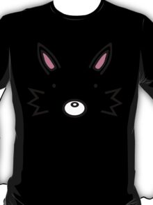 Astro Fighter Sunred: Animal Soldiers (Hell Wolf) T-Shirt