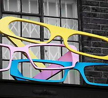 Glasses  by Roxy J