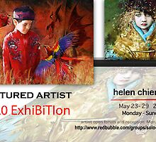 Helen Chierego, Solo Exhibition Banner by solo-exhibition