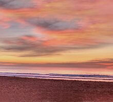 Welcome To My Morning - Warriewood Beach, Sydney (40 Exposure HDR Panorama) - The HDR Experience by Philip Johnson