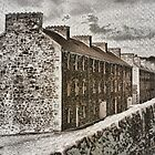 Tenements on the Clyde by Larry Davis