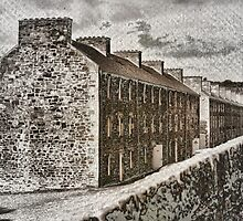 Tenements on the Clyde by cullodenmist