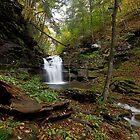 Big Falls (Autumn) by Tim Devine
