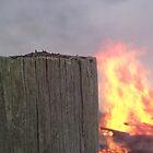 Firey Post by CallumPoke