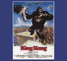 King Kong by halo13del
