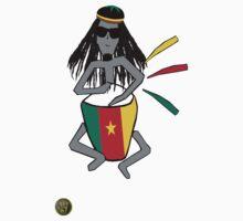 Rasta in Cameroon T-Shirt