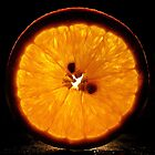 A slice of Orange....... by AroonKalandy
