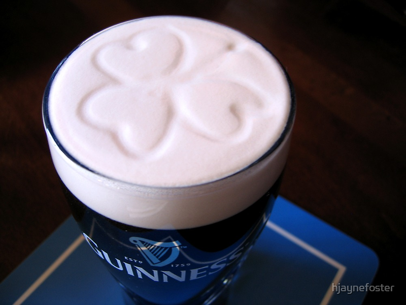 How Guinness should be served... by hjaynefoster