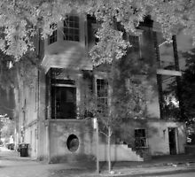 432 Abercorn, Savannah Georgia by Melissa  Yates