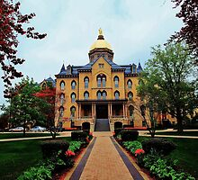 Notre Dame University by Stephen Burke