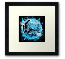 planet fusion v3 Framed Print
