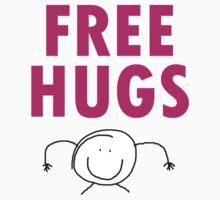 FREE HUGS by meldevere