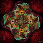 Fractal DNA by Roz Rayner-Rix