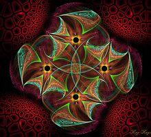 Fractal DNA by Roz Rayner-Rix