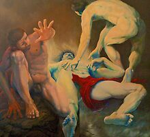 Between Heaven and Hell by Anthony Boccaccio