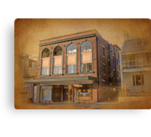 The Teahouse & The Palace - 102 Burton Street, Darllinghurst, Sydney Canvas Print
