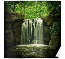 New York City Waterfall! Poster