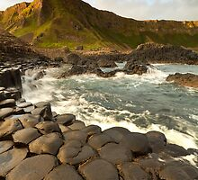 The Giants Causeway by Pawel Klarecki