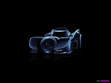 1989 Batmobile  by Cat Games Inc
