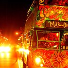 nimbin magic bus by michelle mcclintock