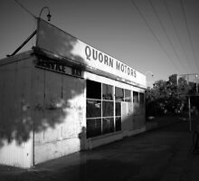 Renovator's Delight- Quorn Motors by Ben Loveday