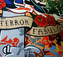 Terror Fabulous by Roxy J