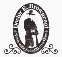 Doctor E. Browncoat Kids Clothes